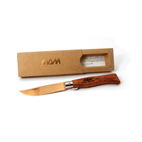 MAM 83mm Douro pocket knife with bronze titanium blade